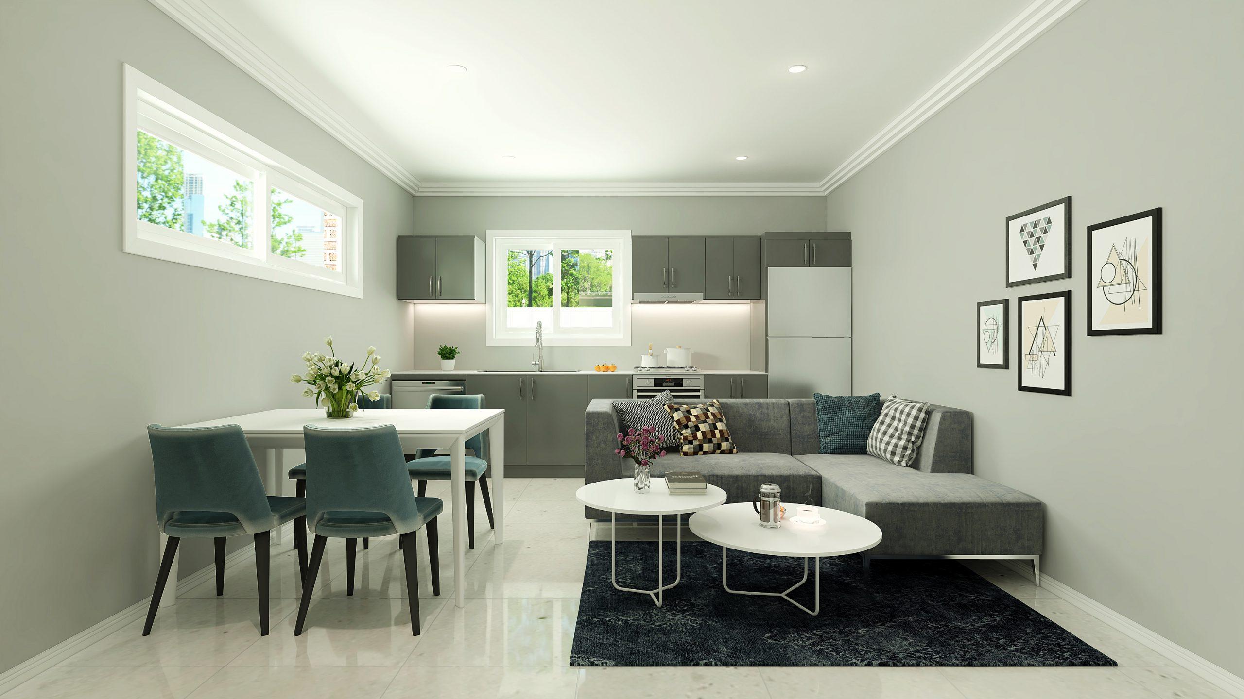 3 Room Flat granny flat builders | 100% customisable plans | db homes